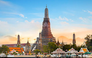 Flights from Hanoi to Bangkok